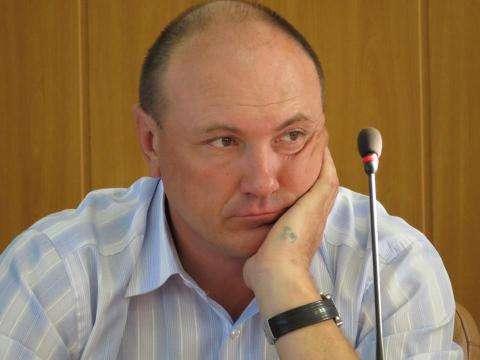 Вице-мэр по правовым вопросам Виктор Тюхаев