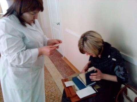 Инесса Турчина принесла в больницу все документы пропавшего квартиранта ее свекрови