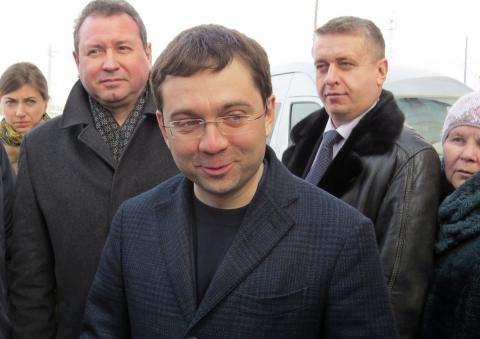 Замминистра строительства и ЖКХ РФ, Главный государственный жилищный инспектор Андрей Чибис в Бердске