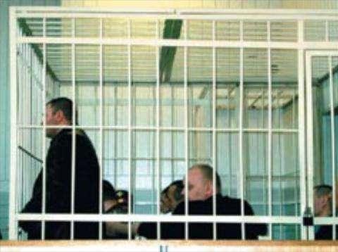 Показания дает Александр Григорьев. Фото Вечерний Новосибирск