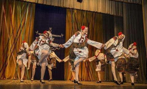 """В ритме танца """"Обские зори"""""""