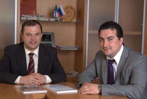Илья Потапов и Владимир Мухамедов