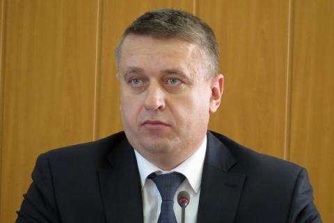 И.о. мэра Бердска Андрей Михайлов