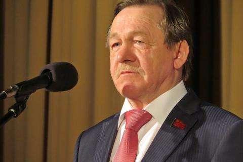 Депутат Заксобрания НСО Владимир Карпов