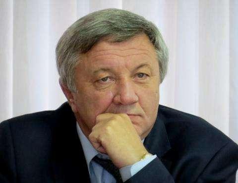 Виктор Осин, директор БЭМЗа, депутат Заксобрания НСО