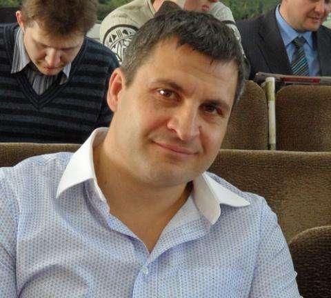 Игорь Супрун, фото Галины Жильцовой