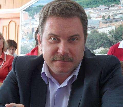 Юрий Краморов, главврач ЦГБ Бердска
