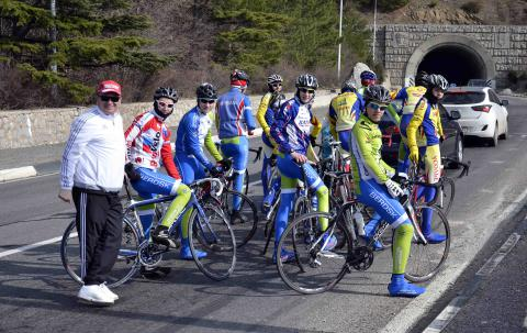 Очередная победа бердчан на Первенстве УРФО по велоспорту-шоссе