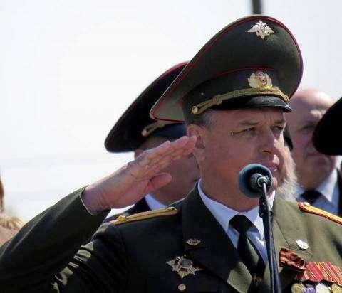 Военком Бердска Андрей Копачев
