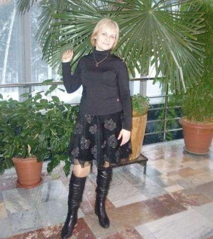 Лилия Александровна Грунтенко. Фото из архива семьи