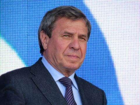 Владимир Городецкий, губернатор Новосибирской области
