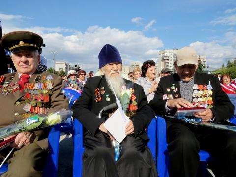 Большинство пенсионеров-долгожителей в Бердске являются вететанами Великой Отечественной войны