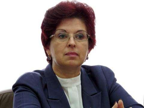 Депутат Госдумы РФ Ирина Мануйлова