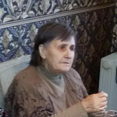 Пропала Шульгина Зоя Тимофеевна, 76 лет