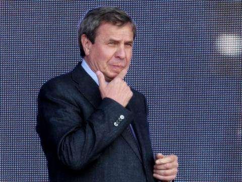 Губернатор Новосибирской области  Владимир Городецкий