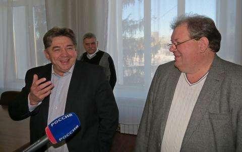 Фавориты по итогам тестирования Евгений Шестернин и Александр Кожин