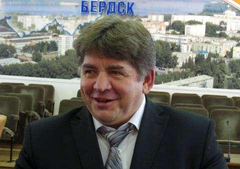 Шестернин Евгений Анатольевич, новый глава администрации Бердска