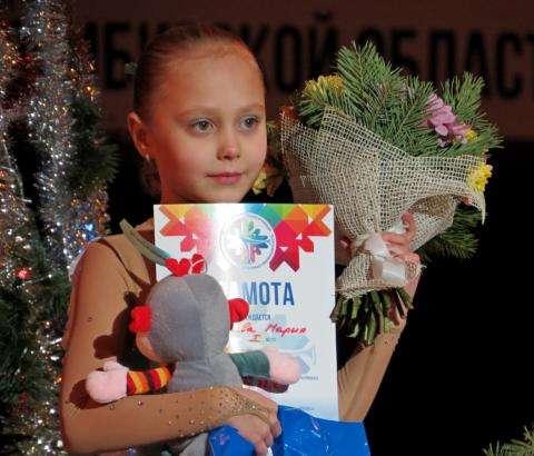 Юные фигуристки и Бердска занимают первые места в областных соревнованиях