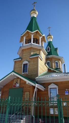 Расписание богослужений в храмах Бердска с 31 января по 7 февраля