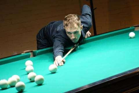 Денис Масалкин, многократный чемпион Бердска по бильярдному спорту