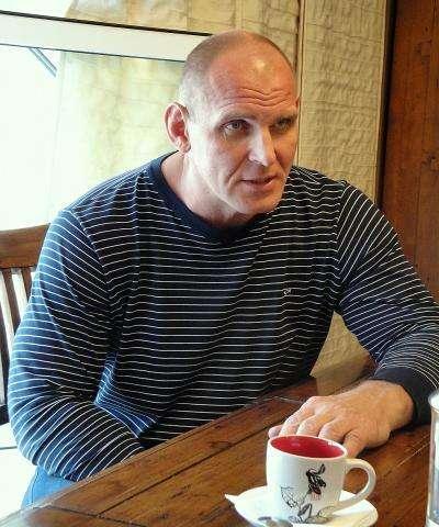 Олимпийский чемпион и действующий депутат Госдумы Александр Карелин
