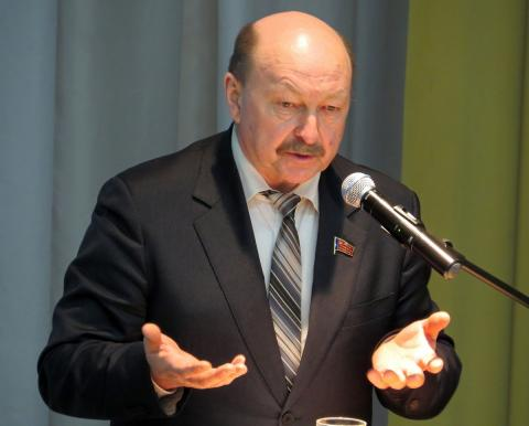 Александр Абалаков, депутат Госдумы РФ