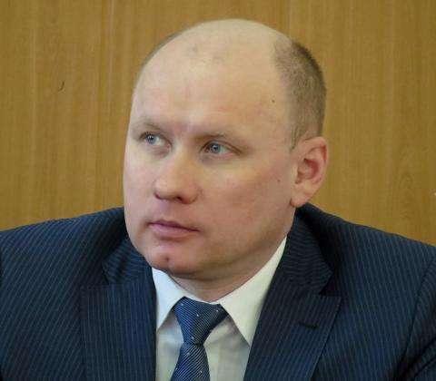 Евгений Николаевич Чеботаев, заместитель главы Бердска по социальной сфере