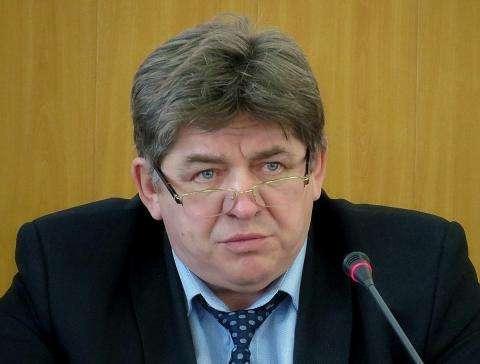 Глава Бердска Евгений Шестернин