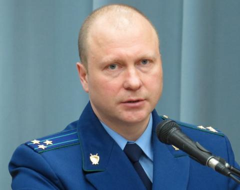 Александр Геннадьевич Власов, прокурор Бердска