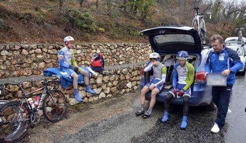 Чемпионат России по велоспорту-шоссе, групповая горная гонка на 125 км, Крым, Ялта