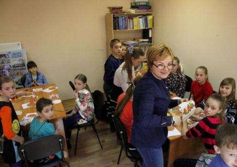 Школьники Бердска участвовали в фестивале «Разноцветная планета»