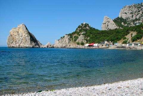 Крым сегодня также прекрасен, как и несколько десятилетий назад