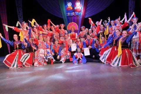 Народный коллектив ансамбль народного танца «Бердчаночка»