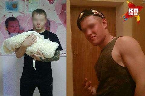 Исполнители нападения на семью в Искитиме. Один из них покупатель дома Алексея и Натальи (фото соцсети)