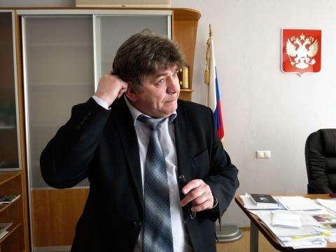 Глава города Бердска Евгений Шестернин