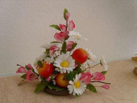 """Творческая мастерская """"Шелковый цветок"""" приглашает на летний курс обучения шелковой флористике."""