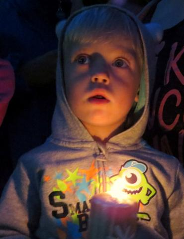 Смысл любой акции памяти - воспитание детей