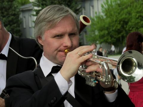 Концерт Духового оркестра Новосибирской государственной филармонии традиционно пройдет в Бердске