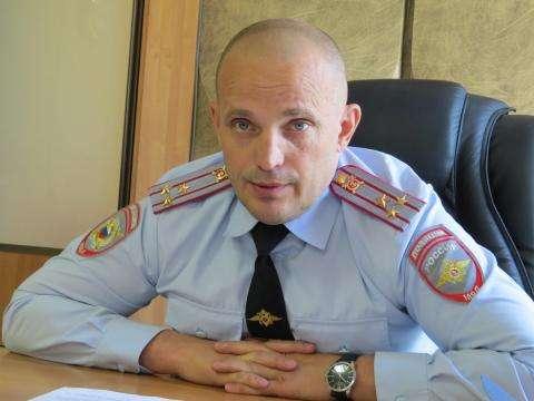 Сергей Алексеевич Проценко, начальник отдела МВД России по городу Бердску