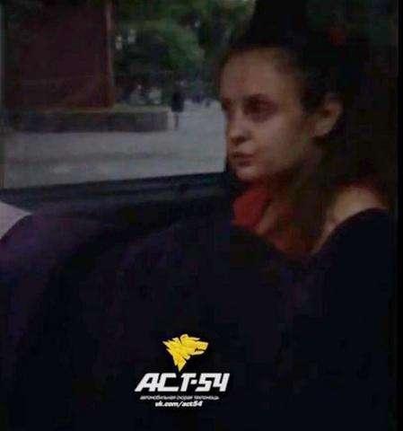 Пьяная следователь милиции  вНовосибирске спровоцировала ДТП иугрожала пострадавшим