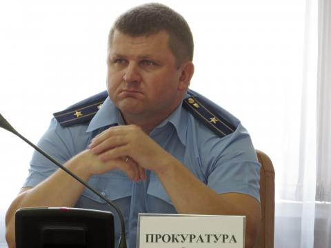 Роман Андреевич Сивак, прокурор г. Бердска