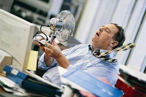Жара в офисе - вина работодателя