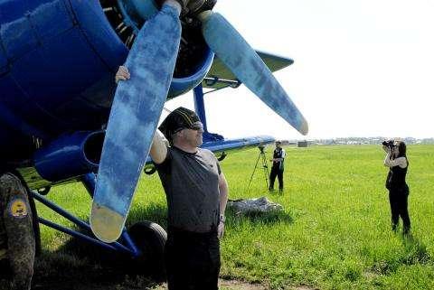 Сделать фото с самолетом смогут все желающие