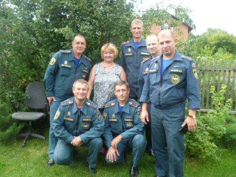 Поздравляем с днем рождения Рожко Людмилу Анатольевну- единственную женщина-полковника МЧС в Новосибирской области!