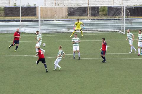 Первая игра полуфинала Чемпионата Новосибирской области по футболу завершилась победой бердского «Кристалла»!