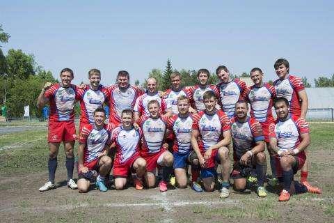 Бердчане стали чемпионами Российской Федерации порегби-7