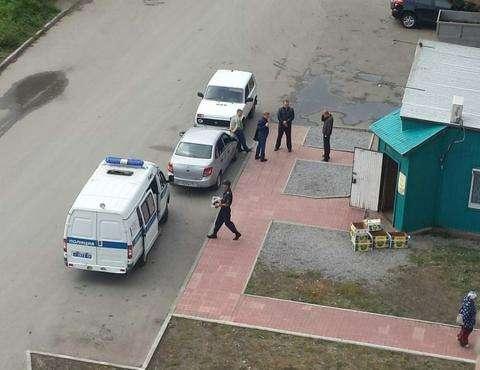 Магазин «Малина» в Бердске незаконно торговал алкоголем