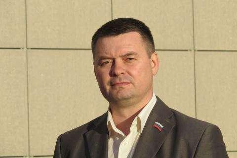 Директор управления ЖКХ Бердска Владимир Захаров повторно избран депутатом горсовета. Получил самое большое количество процентов голосов из всех 33-х депутатов нового созыва