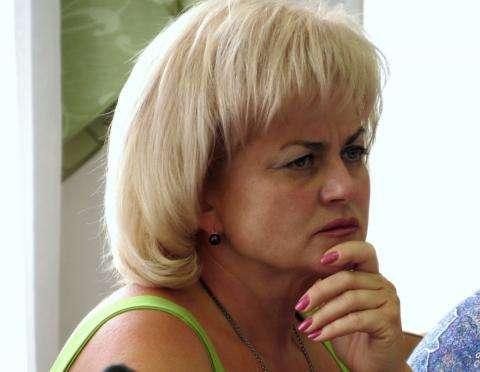 Начальник управления бердского ПФР Елена Чуль