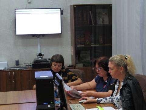 Сдаются протоколы голосований в ТИК Бердска